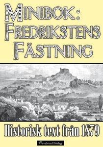 Minibok: Fredrikstens fästning och Karl XII (e-