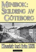 Minibok: Skildring av Göteborg 1882