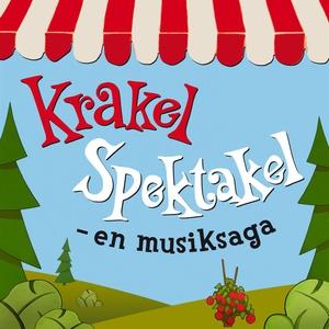 Krakel Spektakel - en musiksaga (ljudbok) av El