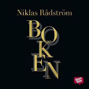 Boken (ljudbok) av Niklas Rådström