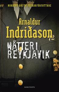 Nätter i Reykjavik (e-bok) av Arnaldur Indridas