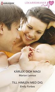 Kärlek och magi/Till himlen med dig (e-bok) av