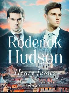 Roderick Hudson (e-bok) av Henry James