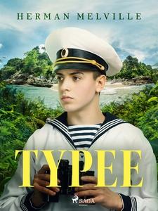 Typee (e-bok) av Herman Melville