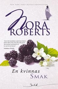 En kvinnas smak (e-bok) av Nora Roberts