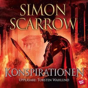 Konspirationen (ljudbok) av Simon Scarrow