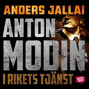 Anton Modin - I rikets tjänst (ljudbok) av Ande
