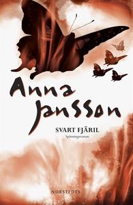 Svart fjäril (e-bok) av Anna Jansson