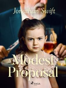 A Modest Proposal (e-bok) av Jonathan Swift