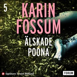 Älskade Poona (ljudbok) av Karin Fossum