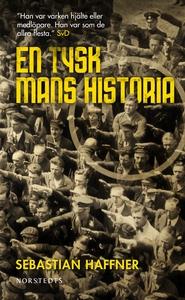 En tysk mans historia : Minnen 1914-1933 (e-bok