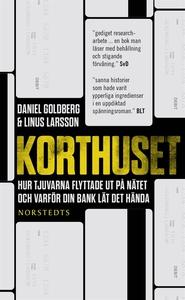 Korthuset (ljudbok) av Linus Larsson, Daniel Go