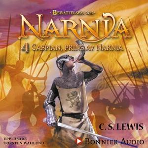 Caspian, prins av Narnia (ljudbok) av C.S. Lewi