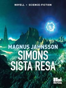 Simons sista resa (e-bok) av Magnus Jahnsson