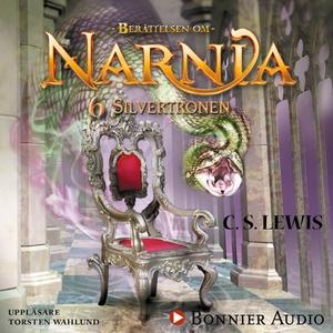 Silvertronen (ljudbok) av C.S. Lewis