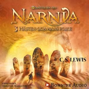 Hästen och hans pojke (ljudbok) av C.S. Lewis