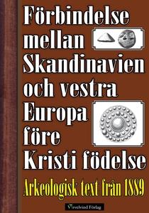 Förbindelse mellan Skandinavien och vestra Euro