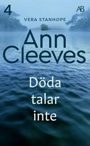 Döda talar inte (e-bok) av Ann Cleeves
