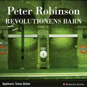 Revolutionens barn (ljudbok) av Peter Robinson