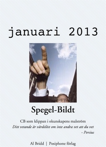 Spegel-Bildt, januari 2013. CB som klippan i ok