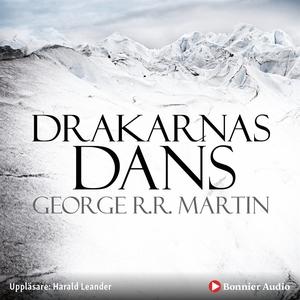 Drakarnas dans (ljudbok) av George R. R. Martin