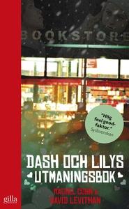 Dash och Lilys utmaningsbok (e-bok) av David Le