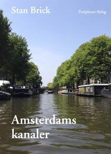 Amsterdams kanaler, ett bildspel (e-bok) av Sta
