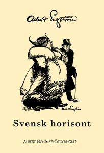 Svensk horisont (e-bok) av Albert Engström