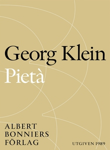Pietà (e-bok) av Georg Klein