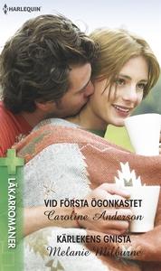 Vid första ögonkastet/Kärlekens gnista (e-bok)