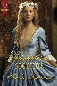 Skandaler i societeten (e-bok) av Annie Burrows