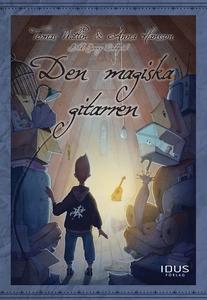 Den magiska gitarren (e-bok) av Anna Hansson, T