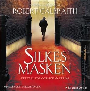 Silkesmasken (ljudbok) av Robert Galbraith