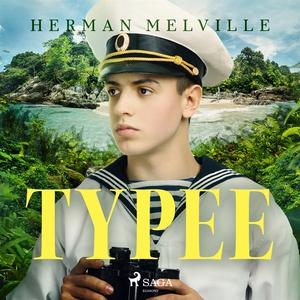 Typee (ljudbok) av Herman Melville