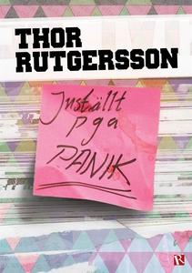 Inställt pga panik (e-bok) av Thor Rutgersson