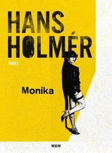 Monika : Polisroman (e-bok) av Hans Holmér
