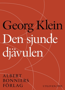 Den sjunde djävulen (e-bok) av Georg Klein