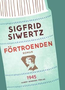 Förtroenden (e-bok) av Sigfrid Siwertz