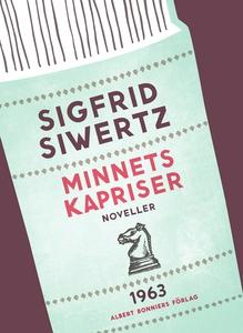Minnets kapriser : Noveller (e-bok) av Sigfrid