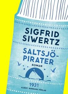 Saltsjöpirater (e-bok) av Sigfrid Siwertz