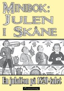 Minibok: Julen i Skåne på 1820-talet (e-bok) av