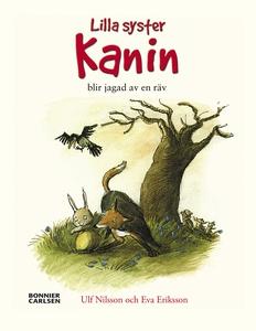 När lilla syster Kanin blev jagad av en räv (e-