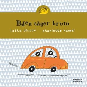 Bilen säger brum (e-bok) av Lotta Olsson