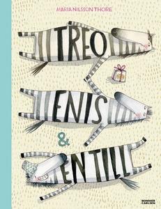 Treo, Enis och en till (e-bok) av Maria Nilsson