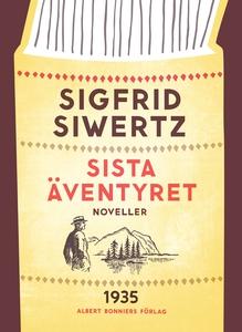 Sista äventyret (e-bok) av Sigfrid Siwertz
