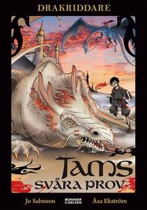 Tams svåra prov (e-bok) av Jo Salmson