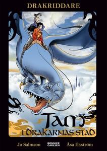 Tam i drakarnas stad (e-bok) av Jo Salmson