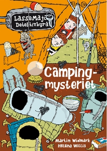 Campingmysteriet (e-bok) av Martin Widmark