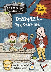 Diamantmysteriet (e-bok) av Martin Widmark