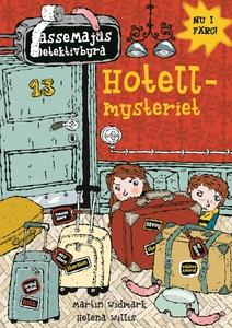 Hotellmysteriet (e-bok) av Martin Widmark